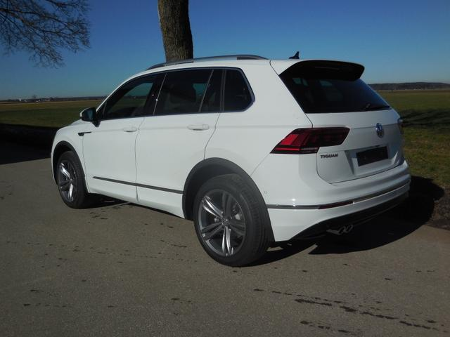 Volkswagen Tiguan    2.0TDi R-Line DSG 4Motion Standh. Navi AHK Kamera