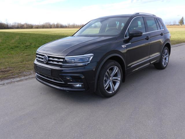 Volkswagen Tiguan 2.0TDi HL R-Line DSG 4Motion Standh. Pano Navi AHK Kamera