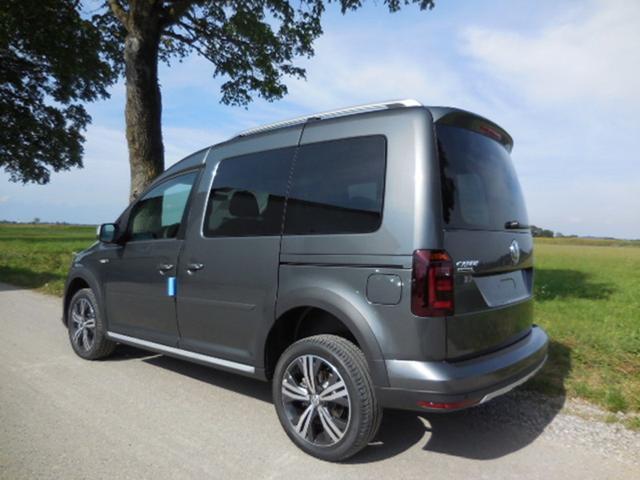 Volkswagen Caddy    2,0TDi Alltrack DSG Navi,ACC,SHZ,17''