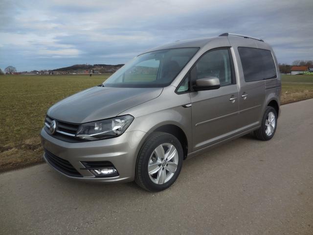 Volkswagen Caddy - 2.0TDi Special Plus DSG Navi,ACC,SHZ,16'' Alu
