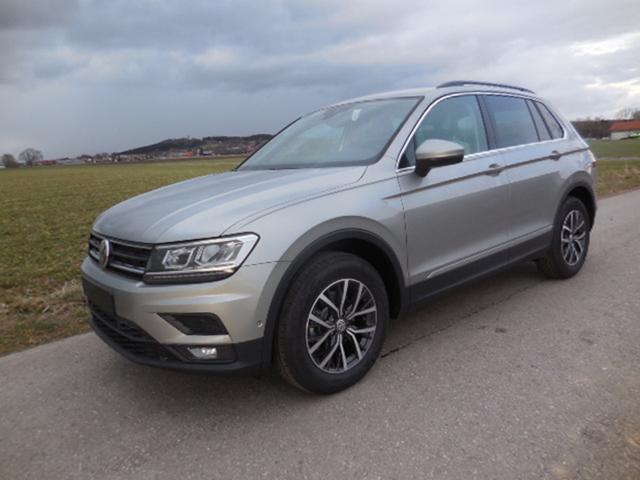 Volkswagen Tiguan - 1,5TSi Comfortline DSG ACC Navi Parklenk LED Ergo Vorlauffahrzeug