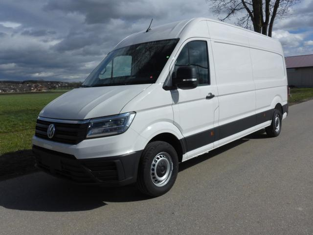 Volkswagen Crafter Fahrgestell - L4H3 35 2.0TDi Kasten-Hochdach PDC v+h, Climatic