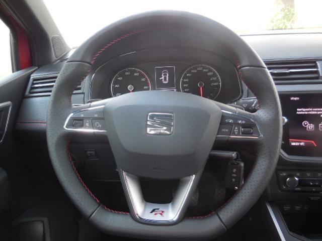 Seat Arona - 1.0TSi FR-Line DSG Navi LED Parklenk 18''