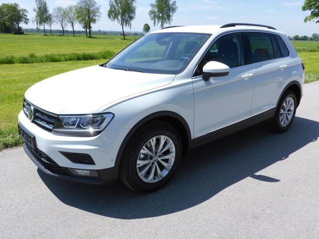 Volkswagen Tiguan - 1,5TSi Comfortline ACC Navi Parklenk LED Ergo Vorlauffahrzeug