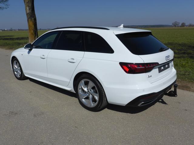 Audi A4 Avant Quattro 40 TDi S-Tronic Standh. Navi S-line Interieur ACC AHK