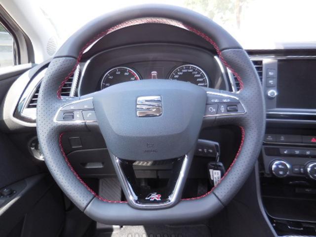 Seat Leon Sportstourer ST - (Kombi) 1,5TSi FR DSG LED Pano Navi Sitzh. 17 Zoll