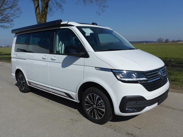 Volkswagen California 6.1 - T6.1 2.0TDi Beach Tour Edition 4Motion 6 Gang