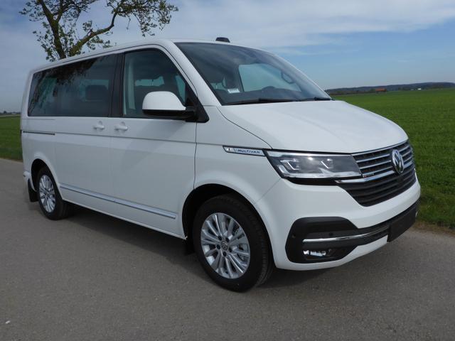 Volkswagen Multivan 6.1 - T6.1 2.0TDi Highline DSG 4 Motion ACC Parkl.