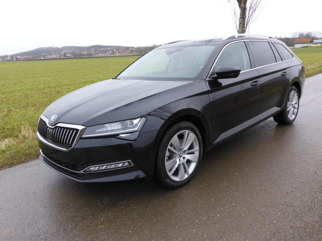 Skoda Superb Combi - 2,0TDi Style DSG 4x4 neues Modell Facelift 2020