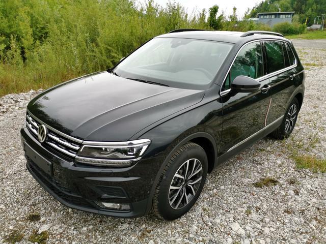 Volkswagen Tiguan - 1,5TSi Comfortline-Edition DSG ACC Pano el.HK. LED Navi GV5 Vorlauffahrzeug