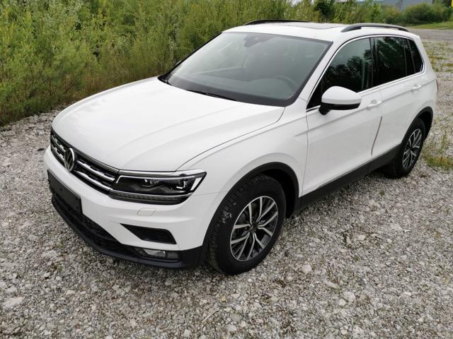 Volkswagen Tiguan - 1,5TSi Comfortline-Edition DSG ACC Pano el.HK. LED Navi GV5 Vorlauffahrzeug kurzfristig verfügbar