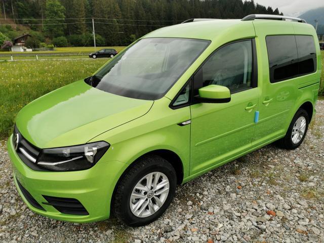 Volkswagen Caddy - 2.0TDi Special Plus 5Gang Navi,ACC,SHZ,15'' Alu Vorlauffahrzeug