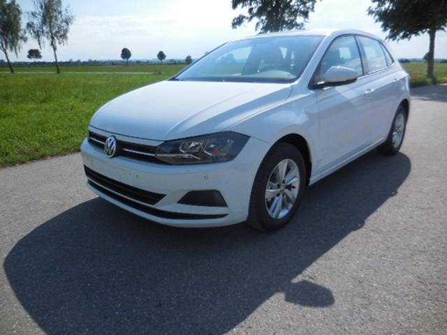 Volkswagen Polo - 1,0TSi Comfortline MFLL,Media,Klima,App,Alu