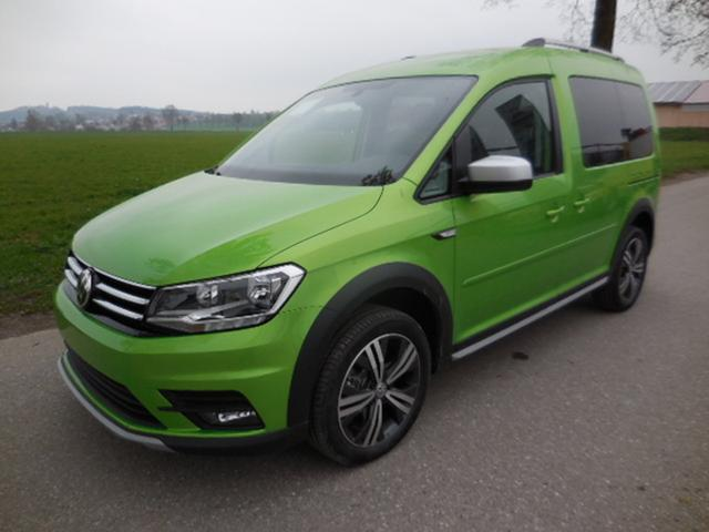 Volkswagen Caddy - 1,4TSi Alltrack Navi,SHZ,17'',Xenon,DAB Lagerfahrzeug