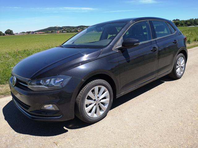 Volkswagen Polo - 1,0TSi Highline MFLL,Media PDC,Sitzh,APP