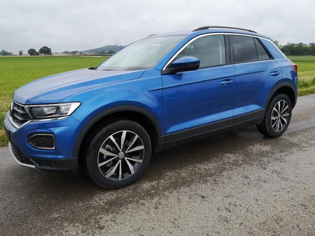 Volkswagen T-Roc - 1,5TSI Advance 6 Gang ACC, LED, APP Lagerfahrzeug