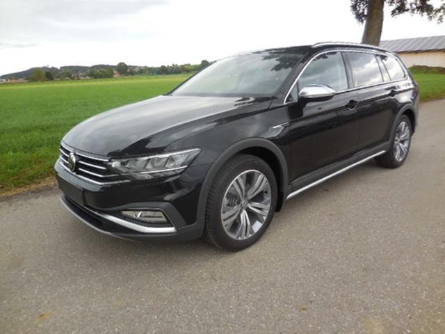 Volkswagen Passat Alltrack - Combi 2.0TDi DSG 4Motion Standh. AHK Navi ACC el.HK
