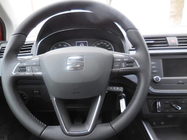 Seat Arona - 1.0TSi Style Alu PDC MFL GRA Klima