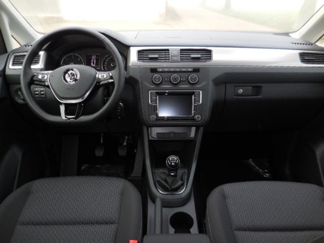 Volkswagen Caddy Maxi 2.0TDi Trendline Navi Sunset PDC 7 Sitze