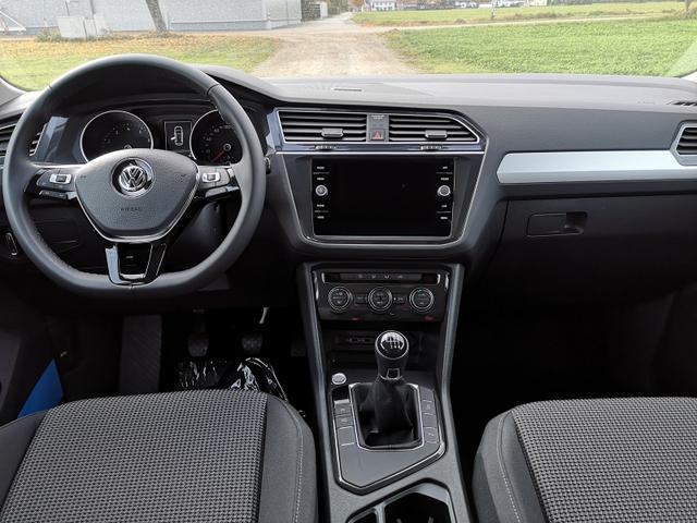 Volkswagen Tiguan 1.5TSi Trendline GRA PDC LED App Keyless