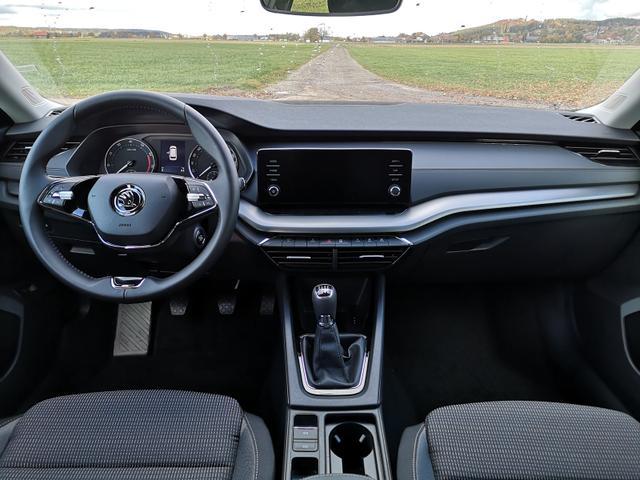 Skoda Octavia Combi 1,5TSi Ambition neues Modell