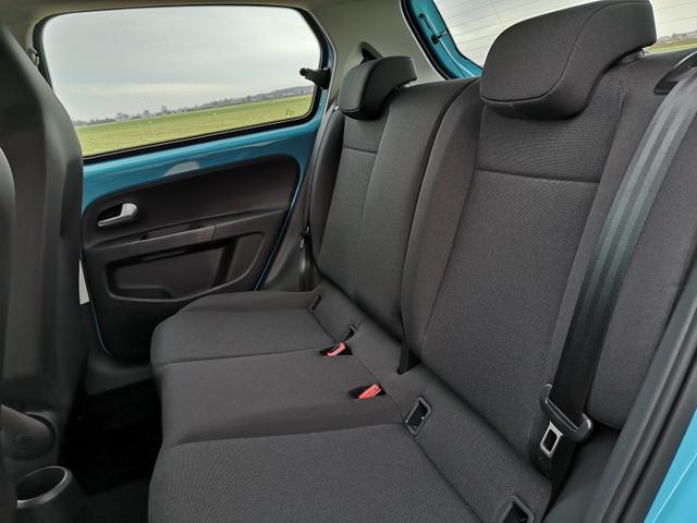 Volkswagen up! 1.0MPi Move neues Modell PDC Kamera Alu GRA