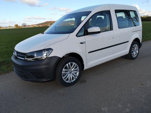 Volkswagen Caddy - Kombi 2.0TDi KR PDC GRA Klima Radio Bluetooth Vorlauffahrzeug