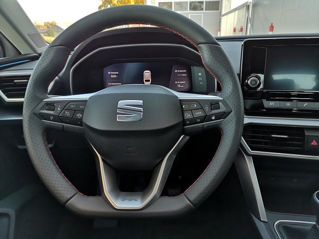 Seat Leon Sportstourer ST - 1,5TSi FR-Line neues Modell