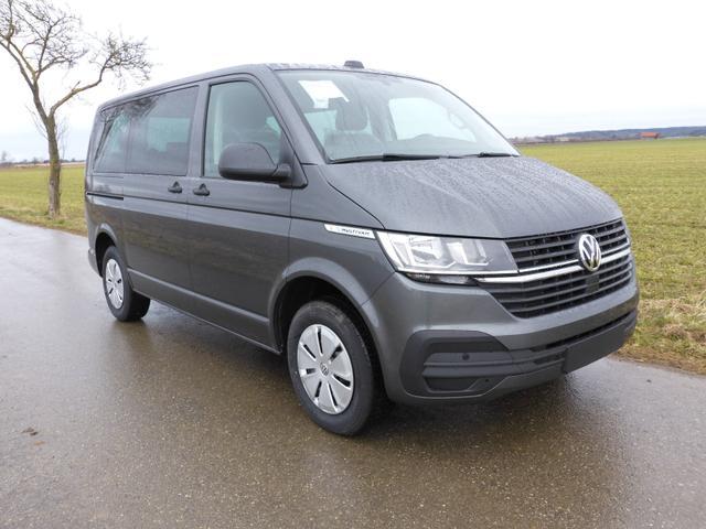 Volkswagen Multivan 6.1 - T6.1 2.0TDi Trendline App Climatronic Sitzh. Kamera Vorlauffahrzeug