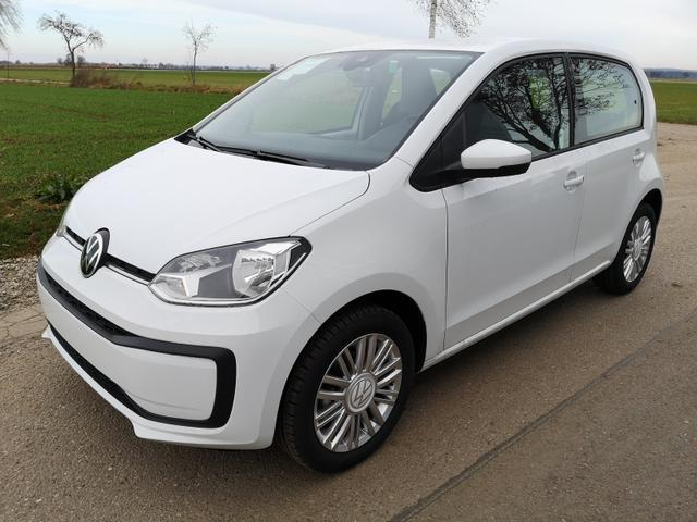 Volkswagen up! - 1.0MPi Move neues Modell PDC Kamera Alu GRA Vorlauffahrzeug