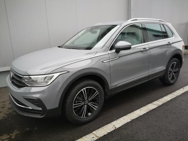Kurzfristig verfügbares Fahrzeug, wird im Auftrag des Bestellers importiert / beschafft Volkswagen Tiguan - 2,0TDi Life DSG 4Motion ACC, Kamera, el. HK, LED, APP, Keyless