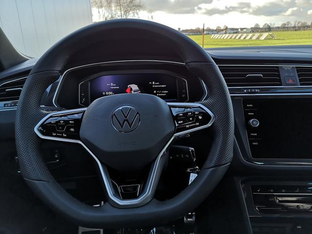 Volkswagen Tiguan - 1,5TSi R-Line DSG neues Modell ACC, Navi, Parklenk