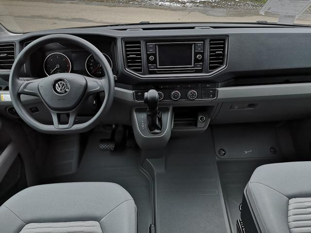 Volkswagen Grand California 600 3,5 to 2.0TDi 8Gang Automatik