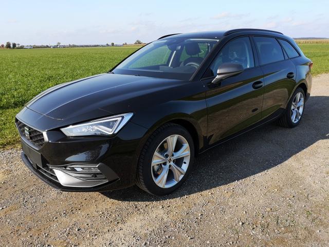 Seat Leon Sportstourer ST - 1,5eTSi FR-Line Mild Hybrid DSG-Getriebe neues Modell