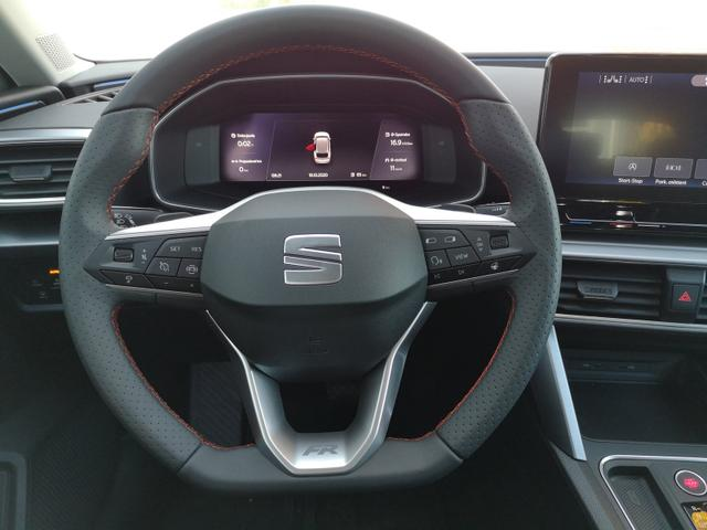 Seat Leon Sportstourer ST 1,5eTSi FR-Line Mild Hybrid DSG-Getriebe neues Modell