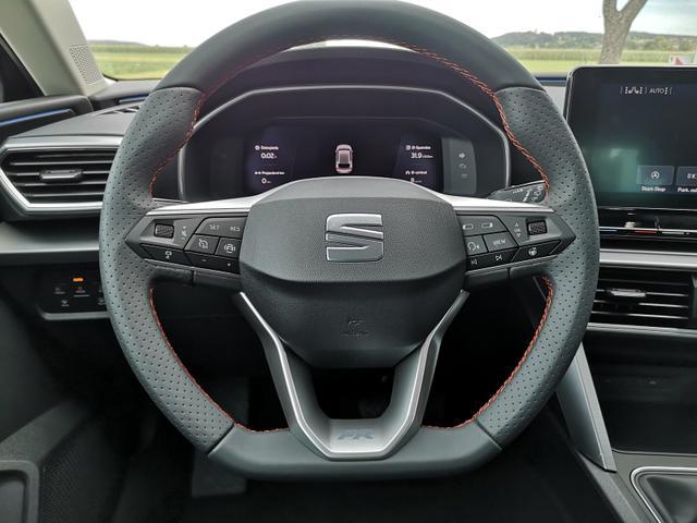 Seat Leon 1,5TSi FR-Line neues Modell