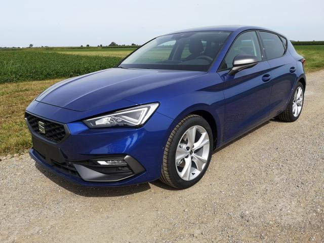 Kurzfristig verfügbares Fahrzeug, wird im Auftrag des Bestellers importiert / beschafft Seat Leon - 1,5eTSi FR-Line DSG-Getriebe Mild Hybrid