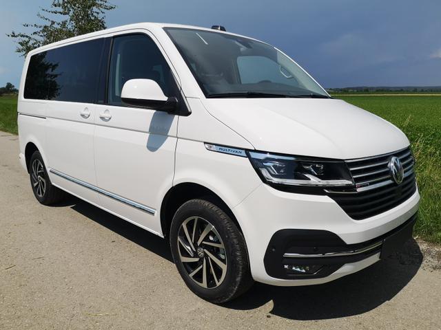 Volkswagen Multivan 6.1 - T6.1 2.0TDi Cruise DSG 4Motion 2 Schiebetüren