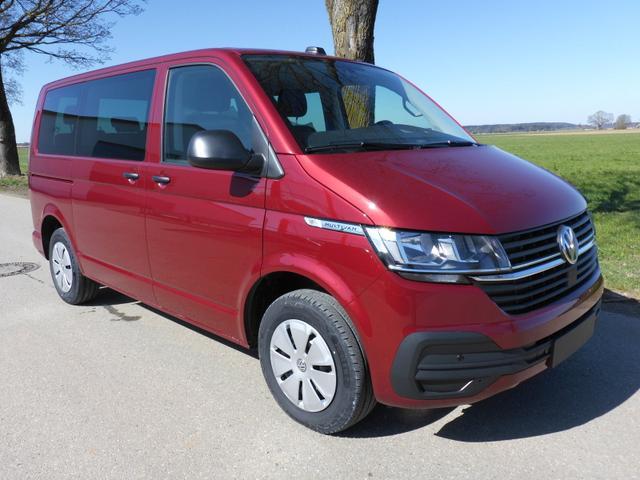 Volkswagen Multivan 6.1 - T6.1 2.0TDi Trendline DSG App Climatronic Sitzh. Kamera Vorlauffahrzeug kurzfristig verfügbar