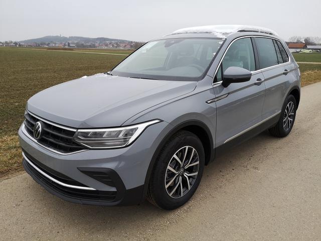 Volkswagen (EU) Tiguan      1,5TSi Life DSG ACC, Kamera, el. HK, LED, APP, Keyless