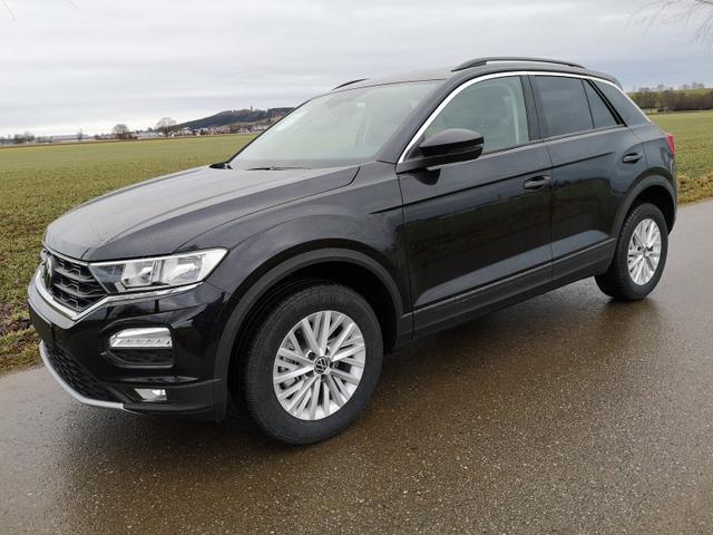 Kurzfristig verfügbares Fahrzeug, wird im Auftrag des Bestellers importiert / beschafft Volkswagen T-Roc - 1.0TSi Design 6Gang ACC MFL Sunset Sitzh.