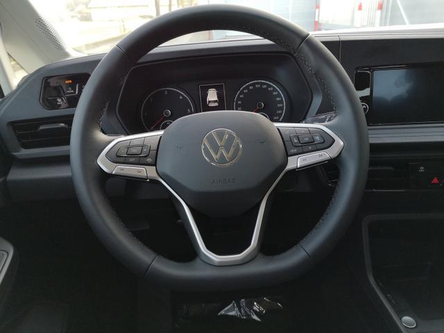 Kurzfristig verfügbares Fahrzeug, wird im Auftrag des Bestellers importiert / beschafft Volkswagen Caddy - 2.0TDi DSG Kam Sunset App Keyless Sitzh.