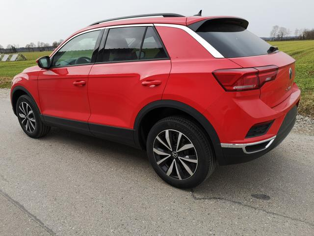 Volkswagen (EU) T-Roc 1,5TSi Advance DSG ACC Kamera LED Assist
