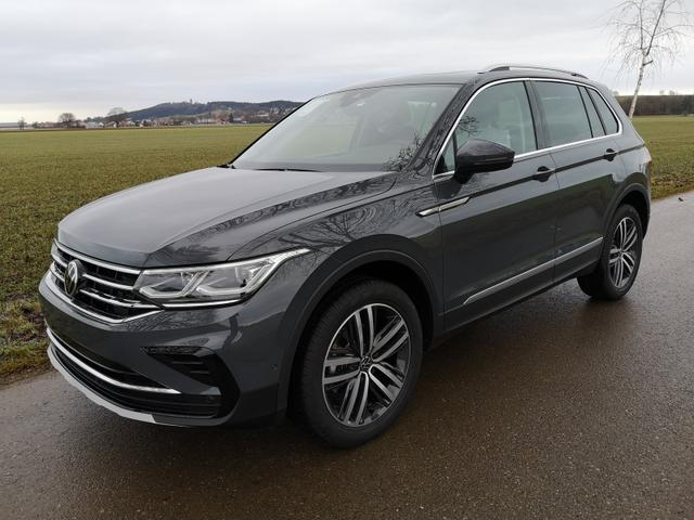 Volkswagen Tiguan - 2.0TDi Elegance DSG 4x4 AHK Matrix Pro Head Up