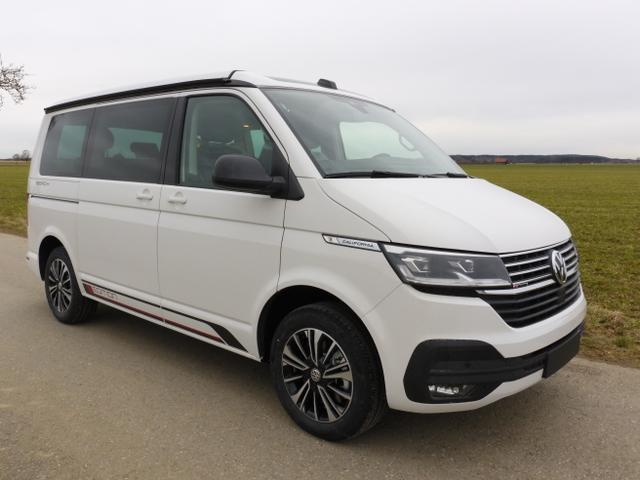 Volkswagen California 6.1 - Beach Edition 110KW 150PS 6 Gang 4 Motion