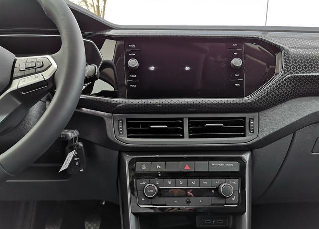 Volkswagen (EU) T-Cross 1,0TSi Style DSG ACC LED App Sitzh.