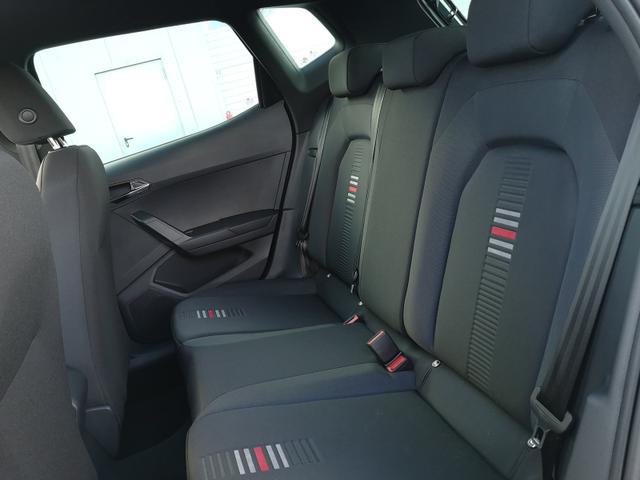 Seat (EU) Arona 1,0TSi FR-Line 6Gang ACC, Parkl., Kam, Navi, LED