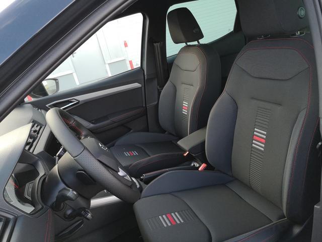 Seat (EU) Arona 1,0TSi FR-Line DSG ACC, Parkl., Kam, Navi, LED