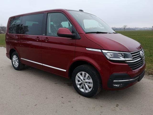 Volkswagen Multivan 6.1 - T6.1 2.0TDi Cruise DSG 2 Schiebetüren Vorlauffahrzeug kurzfristig verfügbar