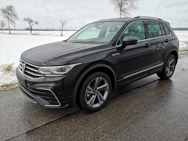 Volkswagen Tiguan - 2.0TDi R-Line DSG 4x4 HEAD UP el. HK. LED